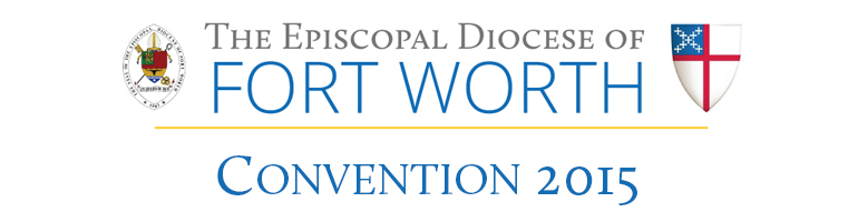convention logo for the Episcopal Diocese of Fort Worth