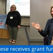 Diocese receives grant from Executive Council