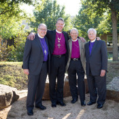 Bishops Mayer, Rice, High, and Hulsey
