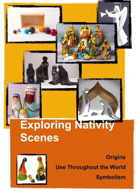 images of nativity scenes