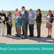 Presiding Bishop Curry commissions, blesses church plant