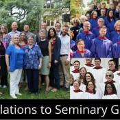 Seminary grads 2016