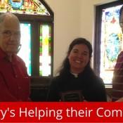 St. Mary's Hillsboro - helping community