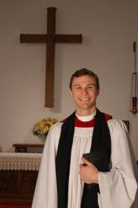 The Rev. Jimmy Abbott