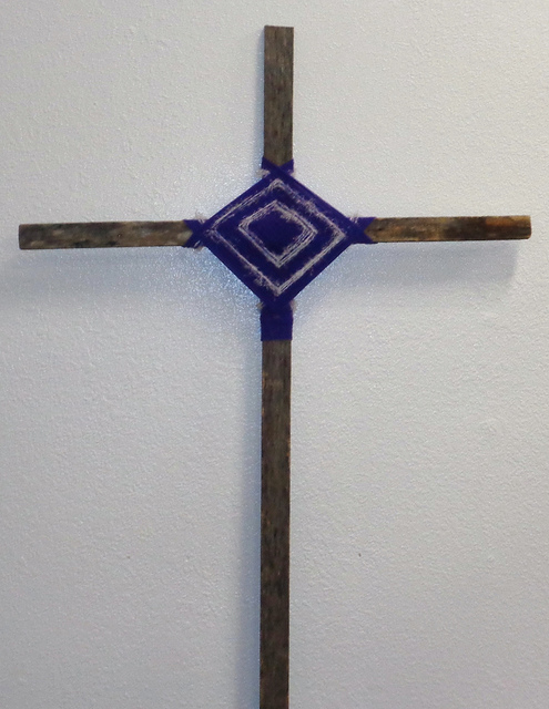 Stations Of The Cross At The Episcopal Church Of Hamilton County