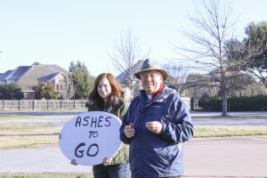 2015 Ashes to Go St martins