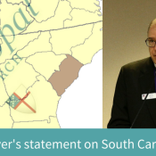 Bishop Mayer's statement on South Carolina ruling