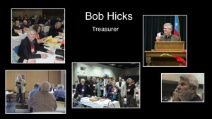 Bob recognition at convention