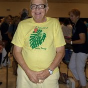 David Leedy in t shirt