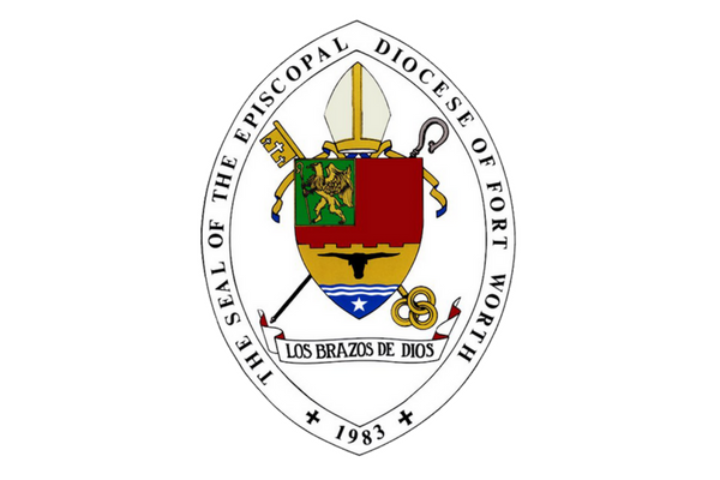 the seal of the Episcopal Diocese of Fort Worth