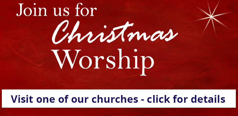 Invitation to Christmas Worship in churches of the Episcopal Diocese of Fort Worth