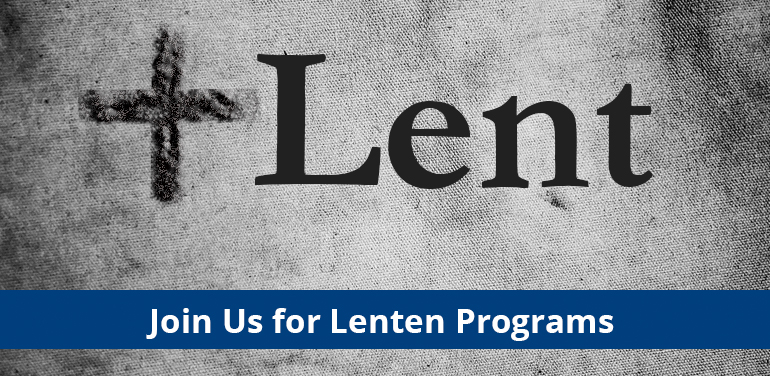 Lenten Programs in the Episcopal Diocese of Fort Worth