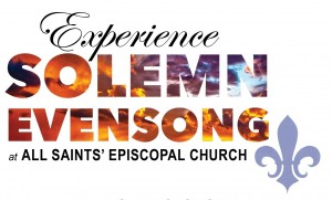 Experience Solemn Evensong sunset