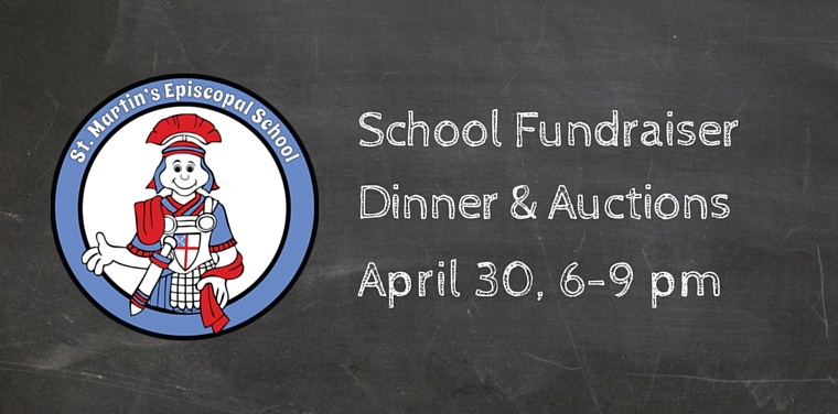 St. Martin-in-the-Fields Episcopal Church & School Fundraiser