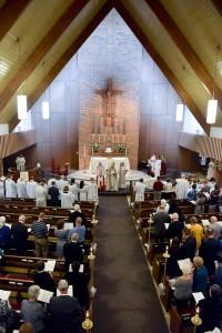 Ordination of Tony Hiatt 20150411
