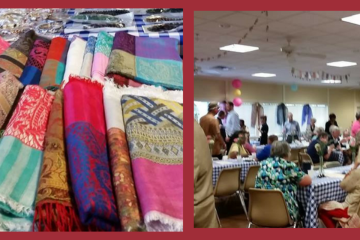 images from Hopewallah fundraiser