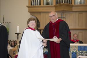 VirginiaTheological Seminary Commencement