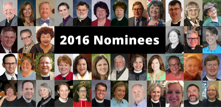 2016 Nominees