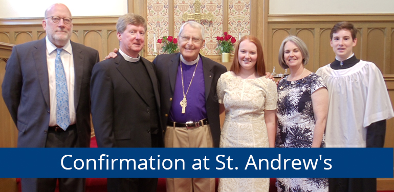 confirmation in the Episcopal Diocese of Fort Worth