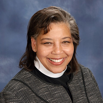 The Rev. Carlye Hughes
