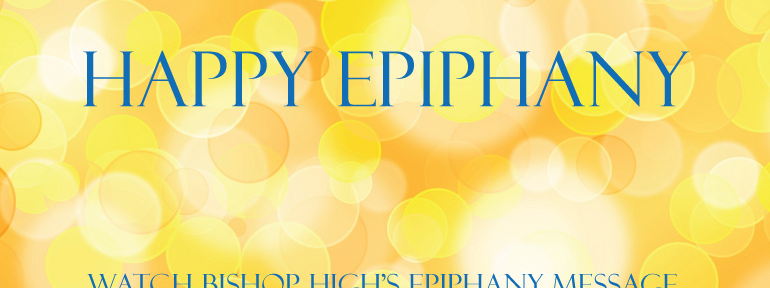 Watch Bishop High's Epiphany Message