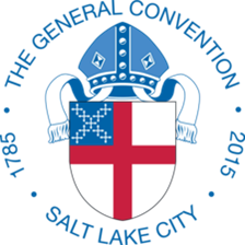 logo of 2015 Episcopal General Convention in Salt Lake City