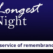 Longest Night Christmas service at St. Martin-in-the-Fields Episcopal Church