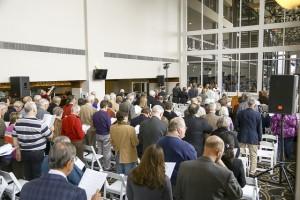 opening worship congregation